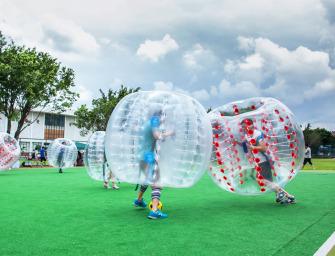 Bubble Ball Taiwan 瘋狂泡泡足球