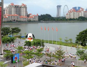 Snoopy Run Singapore